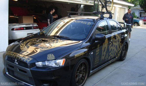 hypebeast presents 5a dime and gumball 3000 the crew