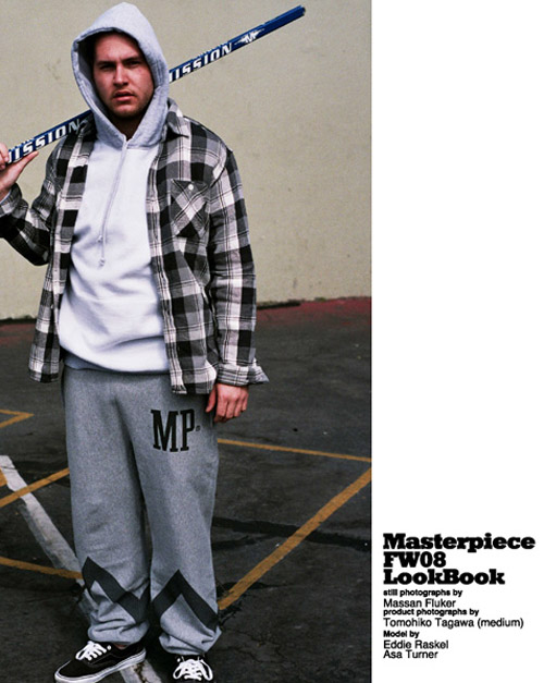 masterpiece 2008 fallwinter collection
