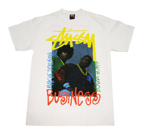 stussy las vegas 2008 fall exclusive tees
