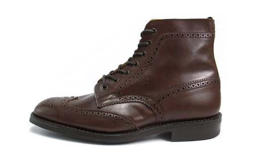 trickers 2008 fallwinter collection