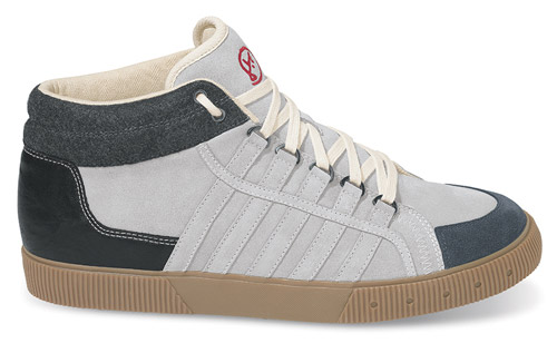 yigal azrouel x k swiss 2008 fall footwear collection