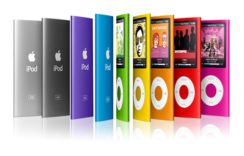 apple introduces next generation ipod nano touch