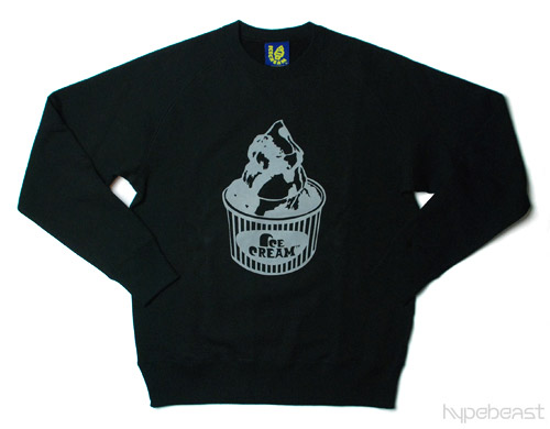 bbc ice cream 2008 fallwinter collection september releases