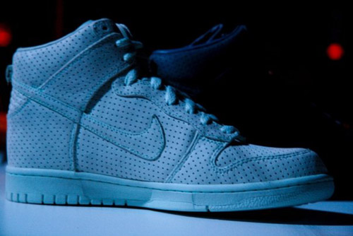 dqm nike dunk release party