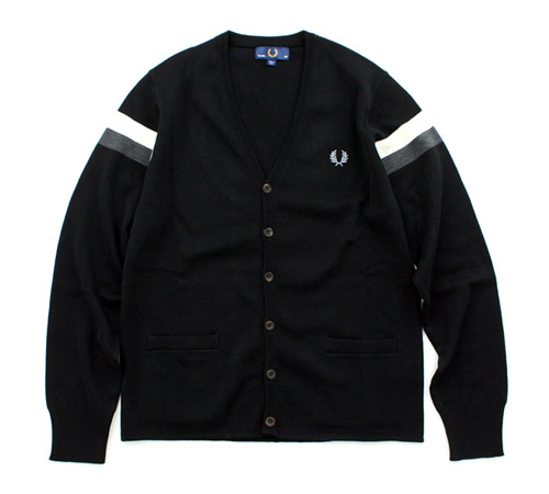 fred perry 2008 fallwinter laurel line knits