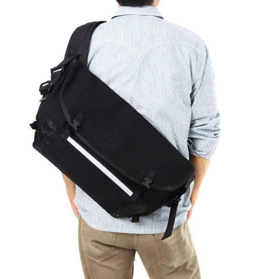 Large Cafe Bag - Messenger pictures