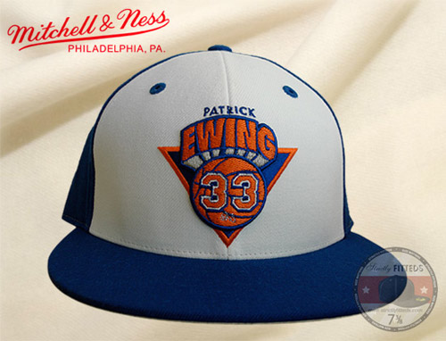 mitchell ness hall of fame fitted cap collection