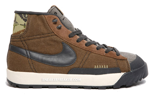 8690f755670 Nike ACG 2008 Fall/Winter Collection - ACG Blazer | HYPEBEAST