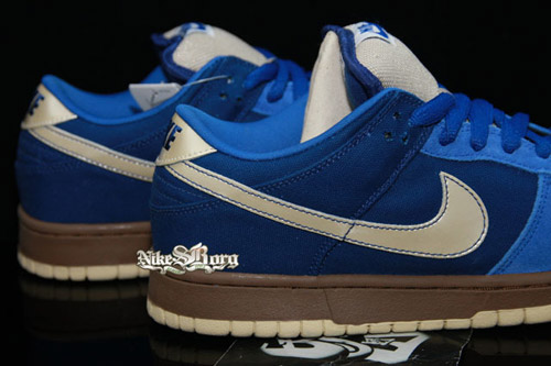 nike sb dunk low gold rail