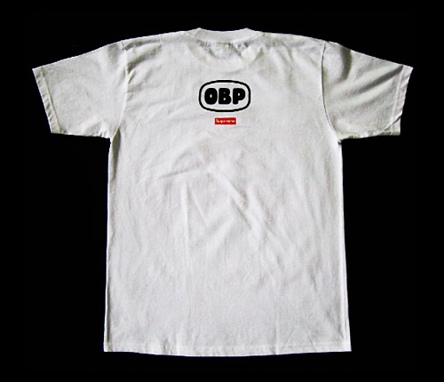 obp x supreme wtaps off off bowery exhibition tees