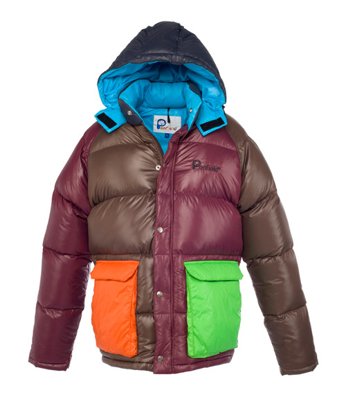 """Penfield 2008 Fall/Winter """"Color Block"""" Collection"""