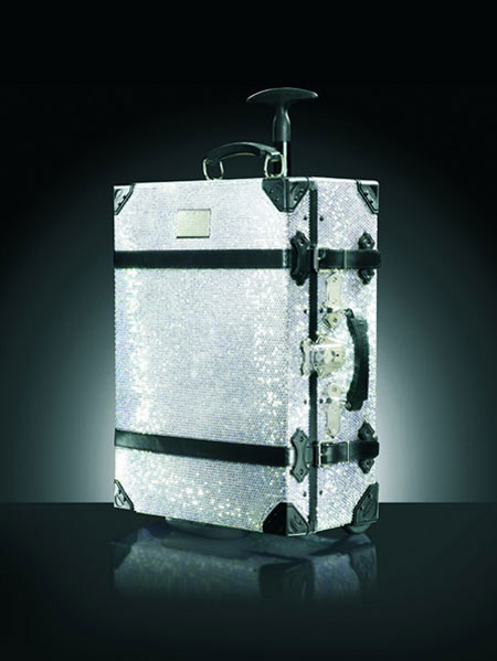 samsonite black label swarovski edition