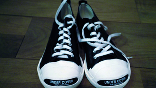 silly thing x undercover jack purcell