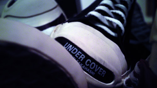 silly thing x undercover jack purcell preview