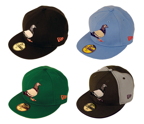 staple new era 59fifty pigeon fitted cap