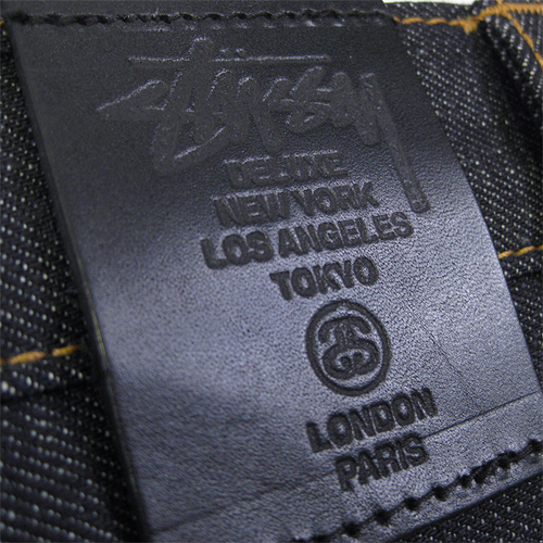 stussy deluxe 2008 fallwinter collection