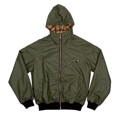 end x trainerspotter waxed trail jacket
