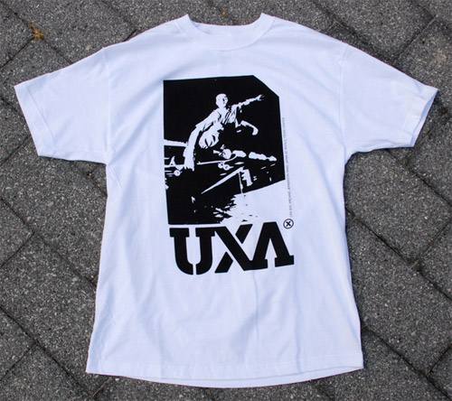 uxa 2008 fallwinter only in new york collection