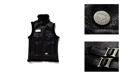 wtaps 2008 fallwinter collection red dawn part 2