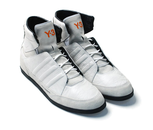 y 3 2008 fallwinter footwear collection part 2