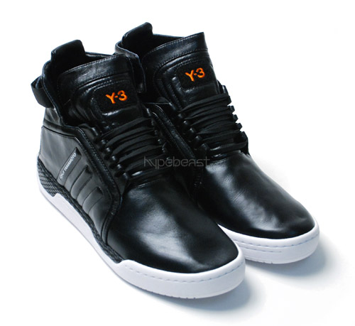 y 3 2008 fallwinter footwear collection part 1