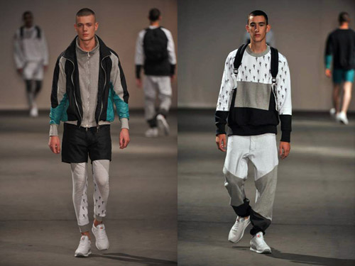 christopher shannon x reebok capsule collection