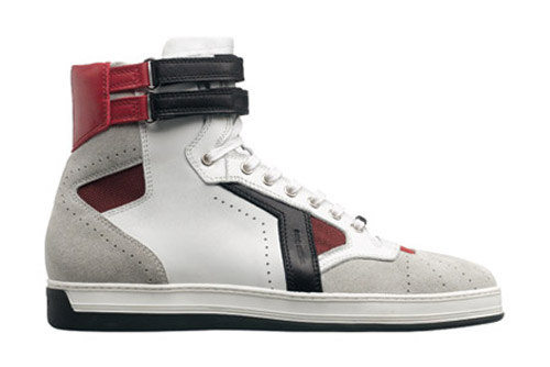 dior homme 2008 fallwinter footwear collection