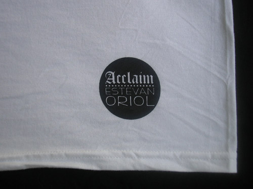 estevan oriol x acclaim collab series