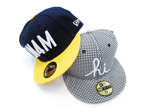in4mation x new era 2008 fallwinter 59fifty fitted caps