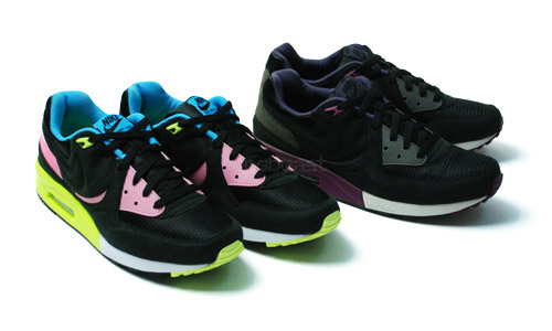 nike air max light 2008 fallwinter collection