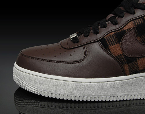 nike air force 1. Nike Flannel Air Force 1 |
