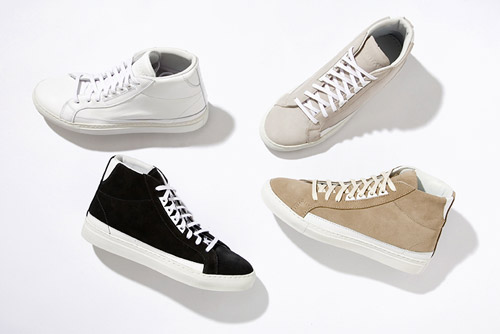 nonnative leather sneakers