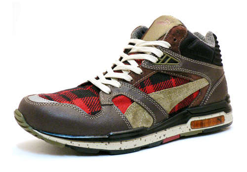 puma xs850 flannel collection