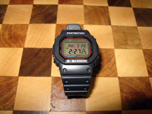 dqm exclusive spike lee casio g shock