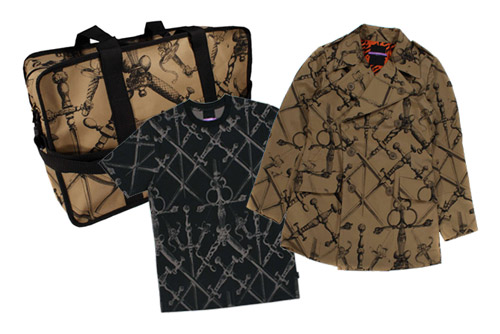 swagger 2008 fallwinter collection knight series