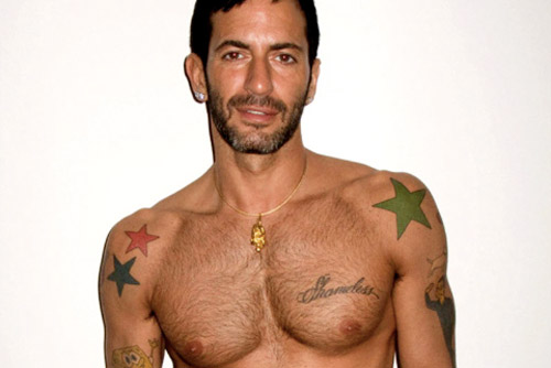 terry richardson photo shoot with scott campbell marc jacobs