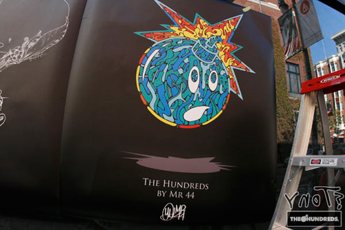 the hundreds san francisco artist series preview