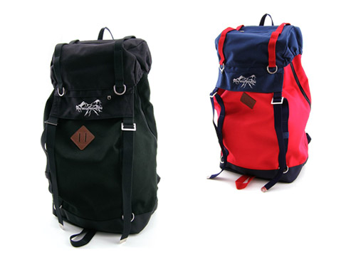 white mountaineering x porter climbers pack