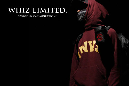 whiz 2008 fallwinter migration collection newest looks