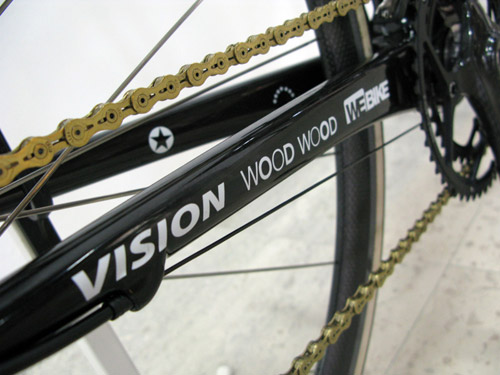 wood wood x vision bicycle a close look