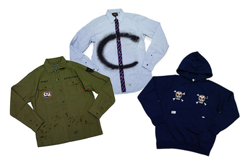 wtaps 2008 fallwinter collection october releases