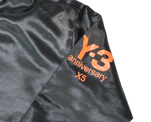 y 3 5th anniversary collection