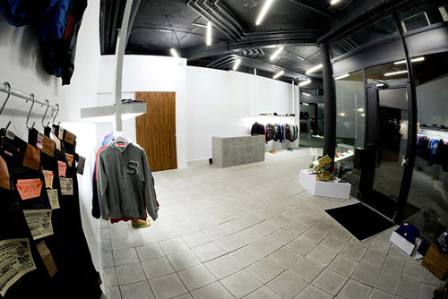 a cut above belgium store opening