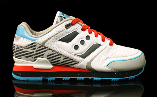 bodega x saucony courageous runner collection