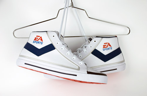 ea sports x pony feed the cat sneakers