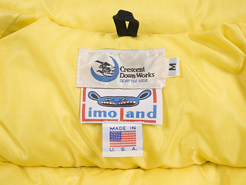 firmament x the glade x limoland x crescent down works parka