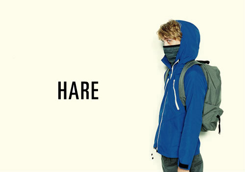 hare 2008 fallwinter collection