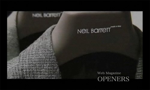 interview with neil barrett by openers