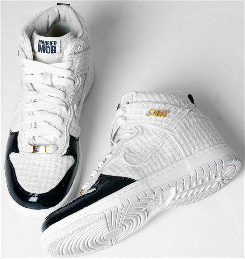 married to the mob x nike dunk high release info