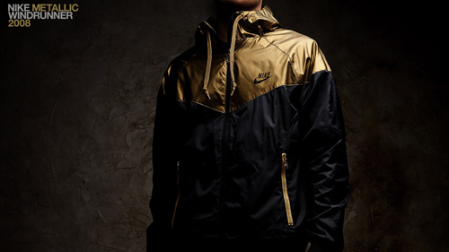 83b64ebbd652 Nike 2008 Holiday Metallic Windrunner Collection